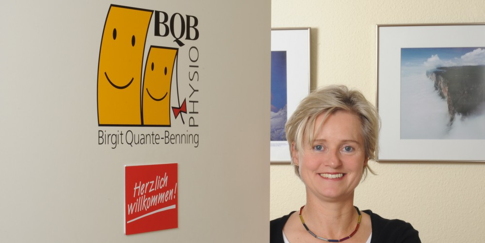 Birgit Quante-Benning Potrait